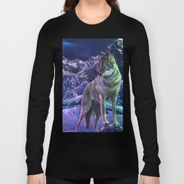 The Way of the Wolf Long Sleeve T-shirt