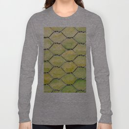 Chicken Wire Long Sleeve T-shirt
