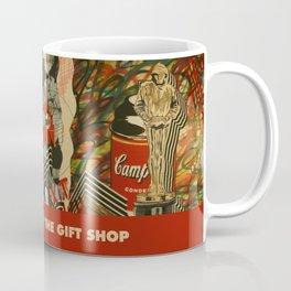 Exit Through The Gift Shop - Banksy Coffee Mug
