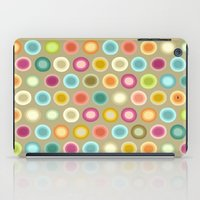 buffy iPad Cases featuring polka buffy by Sharon Turner