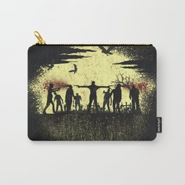 Zombie Shooter Carry-All Pouch