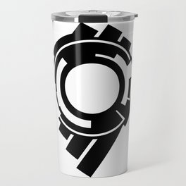 Ghost in the Shell - Symbol Travel Mug