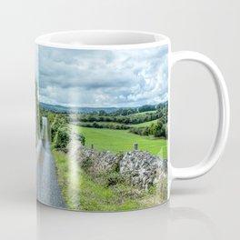 The Rising Road, Ireland Coffee Mug
