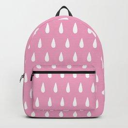 waterdrops (10) Backpack