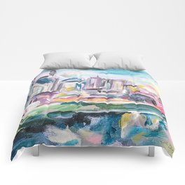 Nashville Living Comforters