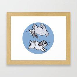 Mug for Hollie Framed Art Print