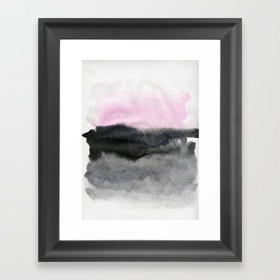 FL00 Framed Art Print