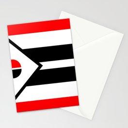 flag of Arapaho Stationery Cards