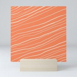 A Fresh Piece of Salmon Mini Art Print