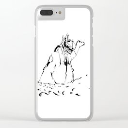 Bedouin Clear iPhone Case