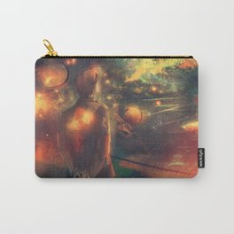 Through Crimson Stars and Silent Stars Carry-All Pouch