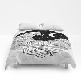 Night Swim Comforters