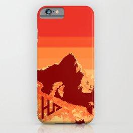 Zion. iPhone Case