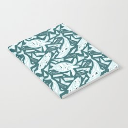 Spirit Animals Water - Dolphin - Fish - Turtle Notebook