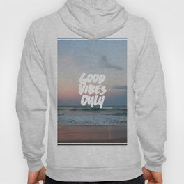 Good Vibes Only Beach and Sunset Hoody