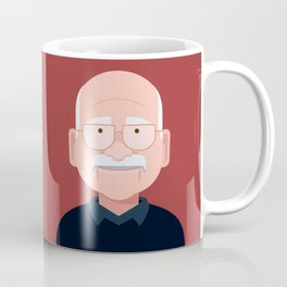 Designs on Designers: Harry Marks Coffee Mug
