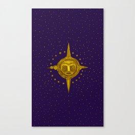 My sun p Canvas Print