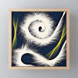 Swan Lake Framed Mini Art Print