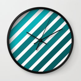 Simple lines Wall Clock