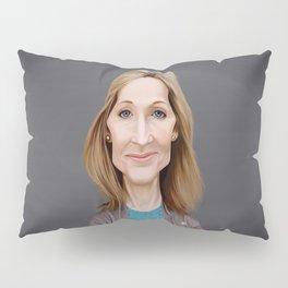 J.K Rowling Pillow Sham