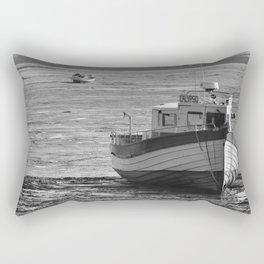 Calypso Boat Rectangular Pillow
