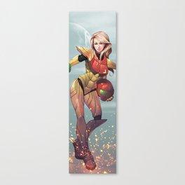 Zero Mission Canvas Print