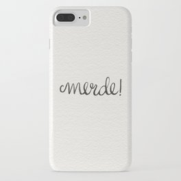 Shit! iPhone Case