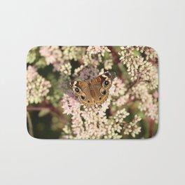 Buckeye Butterfly Macro Bath Mat