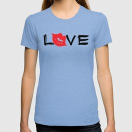 Love With a Kiss T-shirt