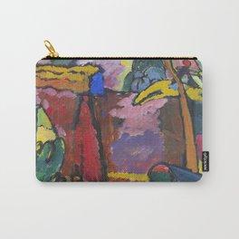 Wassily Kandinsky - Study For Improvisation V Carry-All Pouch