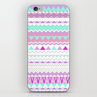kris tate iPhone & iPod Skins featuring ▲TWIN SHADOW ▲by Vasare Nar and Kris Tate  by Kris Tate