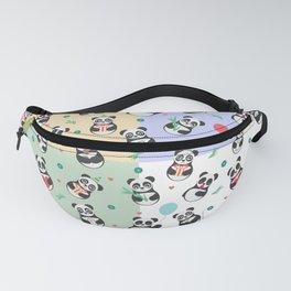 Cute pandas Pattern Fanny Pack