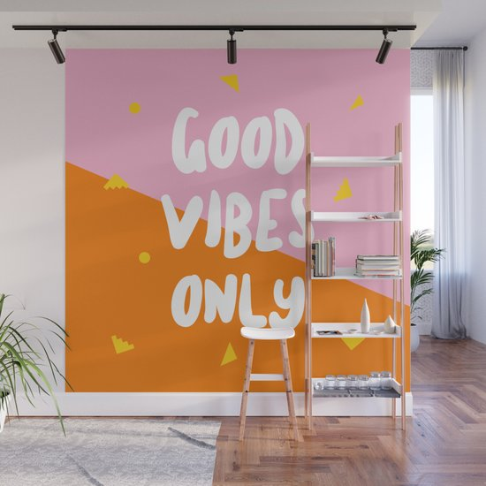 Good Vibes Only by nomadunicorn