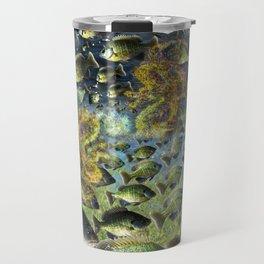 Bluegill Dragons Travel Mug