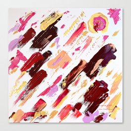 """Candy Store"" Painting Canvas Print"