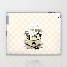 Cafe Latte Laptop & iPad Skin