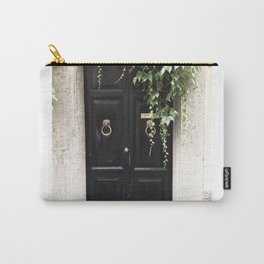 Doors of Rome, Dark wine Carry-All Pouch