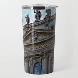 Vatican City Travel Mug