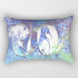 Sternzeichen Fische Rectangular Pillow