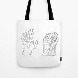 Moral Support Tote Bag