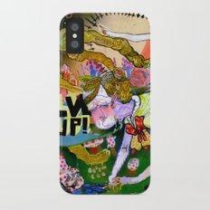 lvl up Slim Case iPhone X