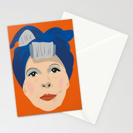 Ruth Gordon as Minnie from Rosemary's Baby Stationery Cards