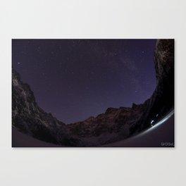 Lake Morskie Oko Canvas Print