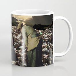 The Gleaners (after Millet) Coffee Mug