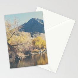 down by the river ... Stationery Cards