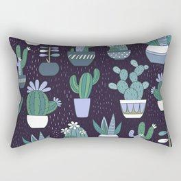 Go sit on a cactus! Rectangular Pillow