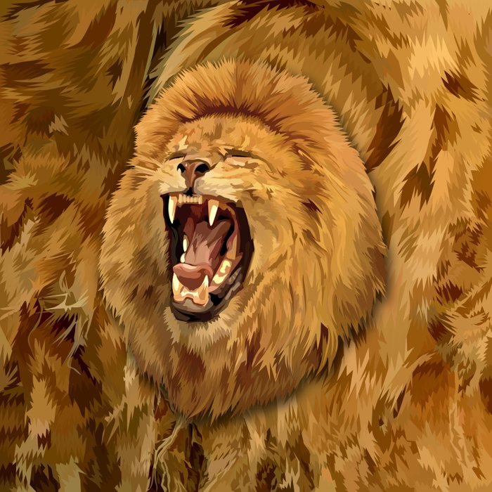 Lion Roar iPhone 4 4s 5 5c 6, pillow case, mugs and tshirt Comforters