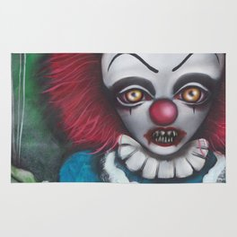 we all float down here Rug