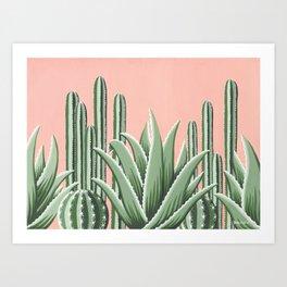 Garden Goals #01 Art Print