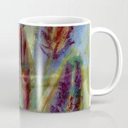 Feathered Leaves Coffee Mug